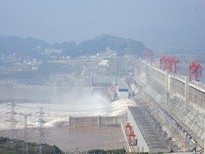 China's Giant Three Gorges Dam Faces Major Test