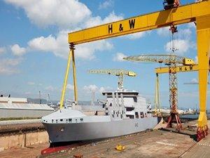 "Royal Navy's ""Build British"" Debate Heats Up Once More"