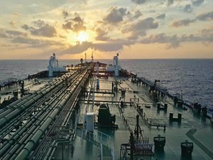 Euronav benefits from outstanding large tanker market