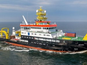 Germany Prepares to Commission World's First LNG-Powered Research Ship