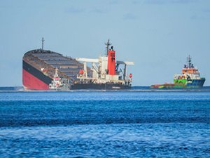 Here's Why So Much World Trade Passes Mauritius