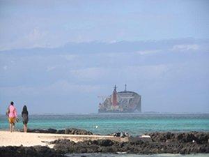 Panama Ship Registry Addresses Wakashio Grounding in Mauritius
