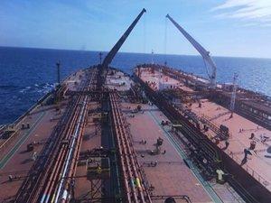 U.S. Seizes Four Iranian Fuel Cargoes