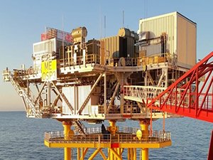 First of three Moray East offshore substations installed
