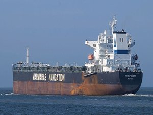 Fire Aboard Greek Bulker Kills One and Injures Second Engineer