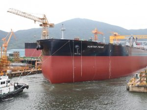 Final scrubber-fitted VLCC newbuild joins Hunter Tankers' fleet