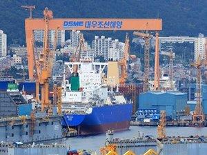 Singapore Clears Proposed Korean Shipbuilding Mega-Merger
