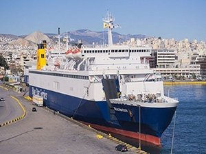 One Killed, Three Crew Hospitalized in Steam Accident on Greek Ferry
