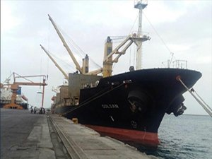 New Iranian ship loads raw material for Tehran's missile programme in Venezuela