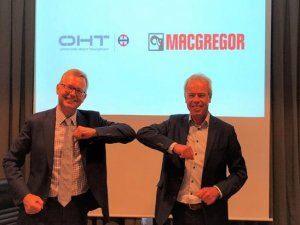 MacGregor wins record contract for offshore wind vessel system