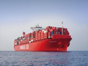 New global structure for Hamburg Süd within Maersk