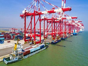 Guangzhou port and Shaoguan to jointly develop terminal project