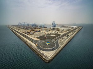 Abu Dhabi Ports making headway with Khalifa Port expansion