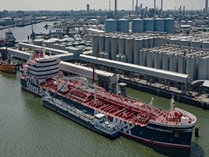 ExxonMobil's biofuel sea trial shows 40% reduction in CO2 emissions