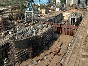European Support to Retrain Spain's Unemployed From Shipbuilding Jobs