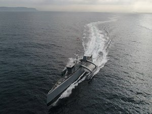 Pentagon's Naval Shipbuilding Plan Endorses Unmanned Vessels