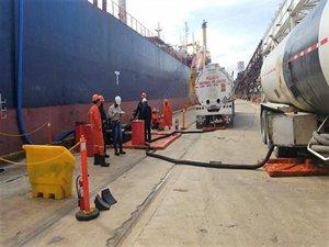 Mexico Seizes Ship Linked to Fuel Theft