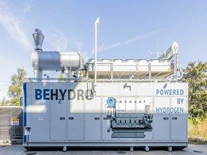 New-four stroke engine: Turning hydrogen sceptics into believers