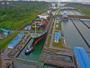 Panama Canal increases draught for neo-panamax locks