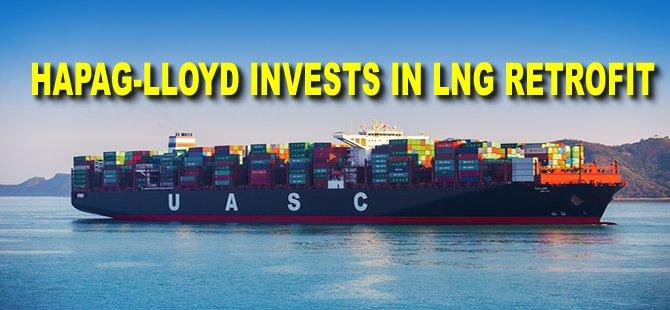 Hapag-Lloyd invests in LNG retrofit