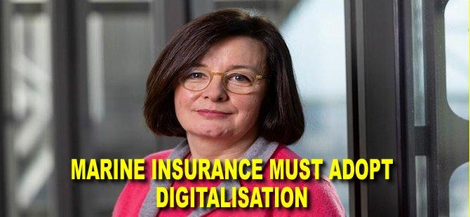 Marine insurance must adopt digitalisation