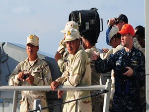 Cambodia-China Deal Suspected in Razing of U.S.-Built Naval Center