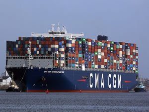IMO site back up while CMA CGM struggles to get back online