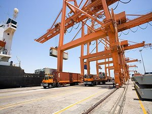 Developing Mega Container Port in Saudi Arabia