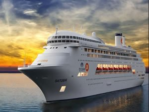 Former P&O Cruise Ship Slated to Become Floating Community off Panama