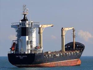 Boxship runs aground in Vietnam en route to scrapyard