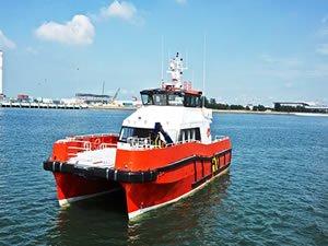 WEM Marine orders crew transfer vessel pair at Strategic Marine