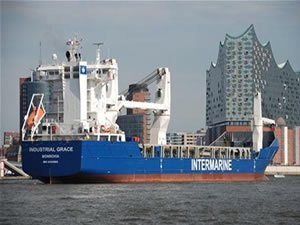 Consolidation in Heavy Lift as German SAL Group Buys US Intermarine