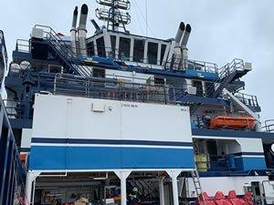 Wärtsilä tech ordered for Harvey's LNG-fueled PSVs