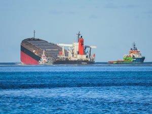 Mauritius Denies Bail to Wakashio's Captain