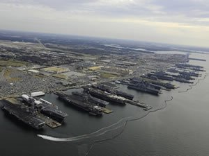Sailor Killed in Forklift Accident at Naval Station Norfolk