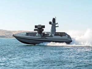 Turkish Shipbuilder Develops New Armed, Unmanned Surface Vessel
