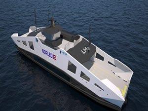 Hydrogen vessel project receives €8M in EU funding