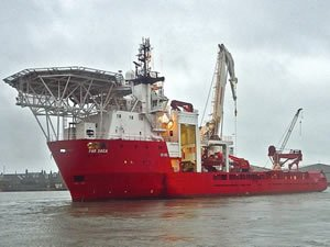 Solstad Offshore awarded subsea work by Petrobras