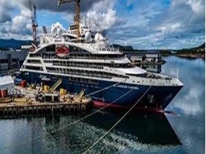 Ponant ship with 13 COVID-19 cases will disembark in Marseille