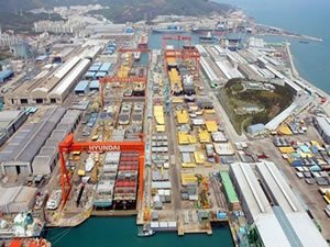 Cido in for VLCC brace at Hyundai Heavy