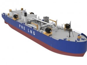 MacGregor nets tech order for PNE's LNG barge