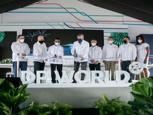 DP World unveils berth expansion at Caucedo