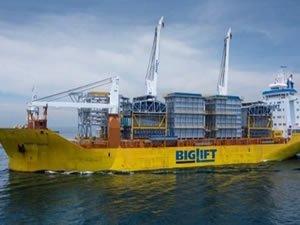 Mexico Detains Heavy Lift Ship Carrying Cocaine-Laden Catamaran
