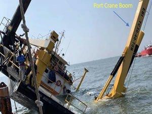 Inadequate Preload Procedure Caused Kristin Faye Liftboat to Overturn -NTSB
