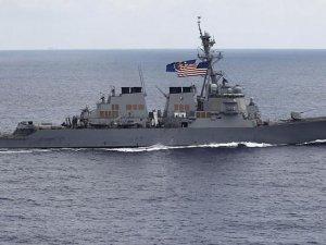Russia accuses US Navy destroyer of violating territorial waters in Sea of Japan