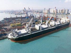 MOL Tests First Technology to Capture Microplastics in Ballast Water