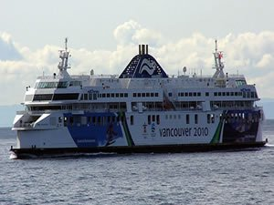 Ferry Loading Ramp Accident Leaves Driver With Serious Injuries