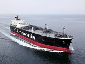 Japan pushes ahead with ammonia as a shipping fuel of the future