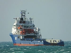 Go Marine vessel to support Santos drilling campaign