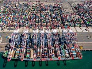 Port of Long Beach November Volumes Jump 30%